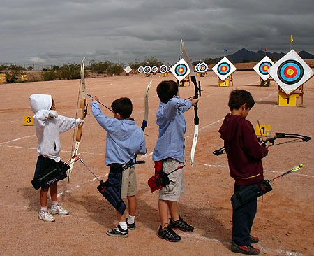BEGINNERS ARCHERY COURSE (Fall Session 2 – Class #3)
