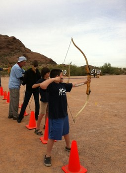 Beginners Archery Course (Session 1, Class 3)