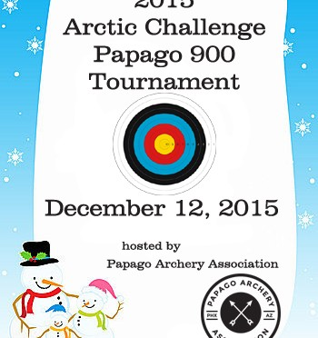 2015 Arctic Challenge Papago 900 Tournament