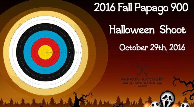 2016 Fall Papago 900 – Halloween Shoot