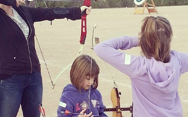 Session 1 – Beginners Archery Course (Class 1)